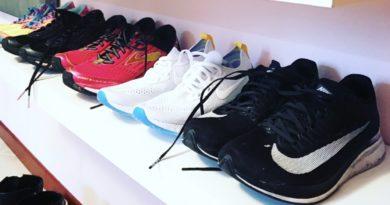 Il runner e il feticismo della scarpa