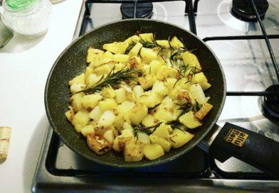 Ricetta fitness: patate arrosto…in padella